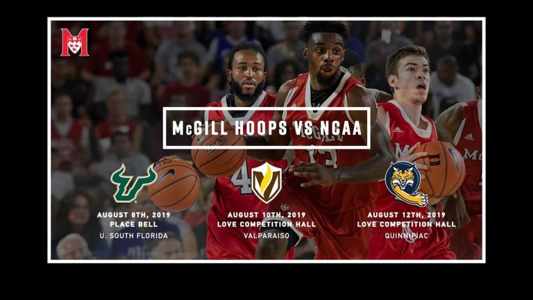 McGill NCAA Graphic