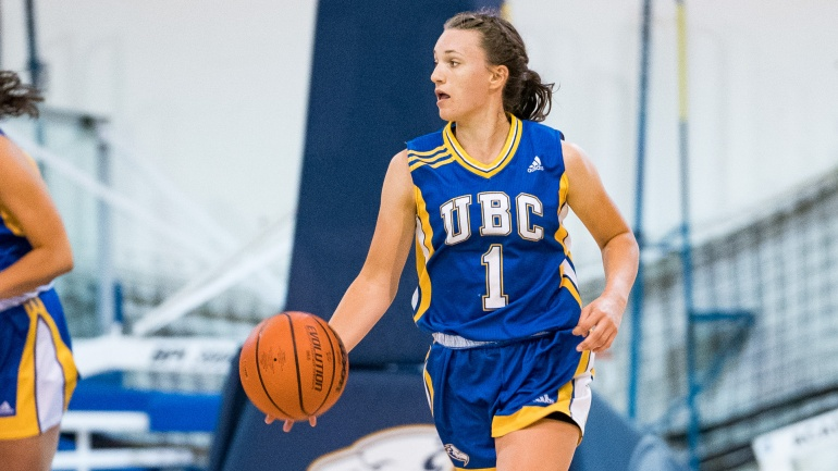 Canada West Basketball (USPorts) Women :   UBC host to Kent State