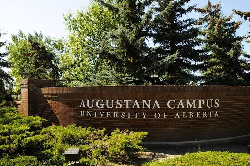 UAA Campus Sign